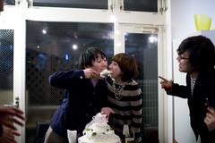 Kenichi & Kunie's Wedding Party (ha++) Tags: kenichi kunie wedding party feb252012 daikanyama tokyo japan
