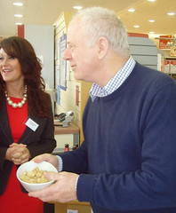 Matthew Fort samples in Preston (Tony Worrall) Tags: uk england people food shop demo store northwest display candid interior north supermarket best class goods lancashire collection eat help booths attractive buy preston taste grocerystore grocery items try stores sell celeb selling samples shoppers available chainstore instore lancs supermarketchain boothssupermarket prestonian matthewfort 2012tonyworrall penwotrham boothspenwortham mrtrottersgreatbritishporkcrackling boothsfoodhall prestonbased prestonheadquarters cometobooths whereisbooths boothsstorelocations boothsshopping thebestsupermarketintheworld boothscollection familyownedchainbooths