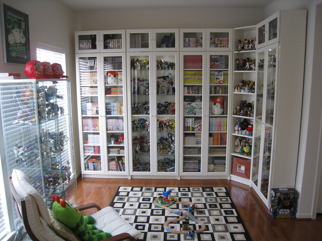 the world 39 s best photos of billy and bookcase flickr hive mind. Black Bedroom Furniture Sets. Home Design Ideas