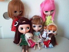 Dare is Nervous... (Hamster Hill) Tags: blythe bp sg cma okm pd1a hamsterhill mouseinablouse