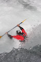 Bei creek Erick Southwick Kayaking extreme Japan