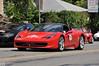 Ferrari 458 Italia in Jasper, Arkansas (Pontiacshaggy84) Tags: porsche996turbo ferrari355berlinetta ferrari458italia crescentclassic