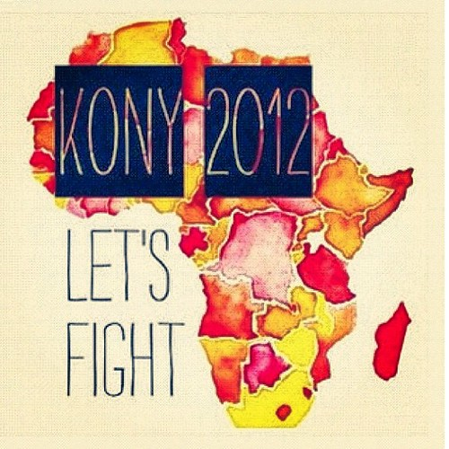#kony2012 #stopkony #invisible children by nicanicasather, on Flickr