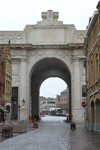 Ypres Menin Gate - ANZAC Day 25 April 2012 - 20