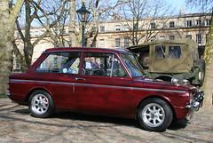 1972 HILLMAN IMP (shagracer) Tags: classic cars car group singer vehicle british chrysler saloon imp sunbeam hillman adc rootes 2door avenuedriversclub bristolcarmeet shagracer ljj901k