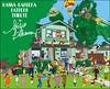 Hanna-Barbera Tribute to Fathers (kerrytoonz) Tags: dad father cartoon pacman herculoids pinkpanther flintstones saturdaymorning jetsons fredflintstone hannabarbera frankensteinjr