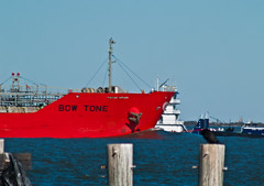 Bow Tone (tord75) Tags: ship texas houston texascity 2012 houstonshipchannel texascitydike shipspotting