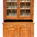 97. 19th Century 12 Pane Hutch
