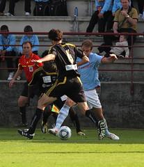 "Celta 1 Montañeros 1 <a style=""margin-left:10px; font-size:0.8em;"" href=""http://www.flickr.com/photos/23459935@N06/7018133237/"" target=""_blank"">@flickr</a>"