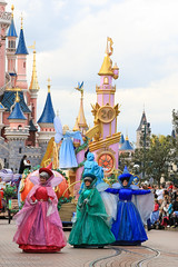 DLP April 2012 - Disney Magic on Parade