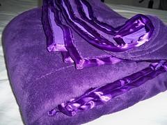 100_7430 (nasheliux) Tags: soft purple quilt handmade sew suave morado colcha hechoamano cobija costurar