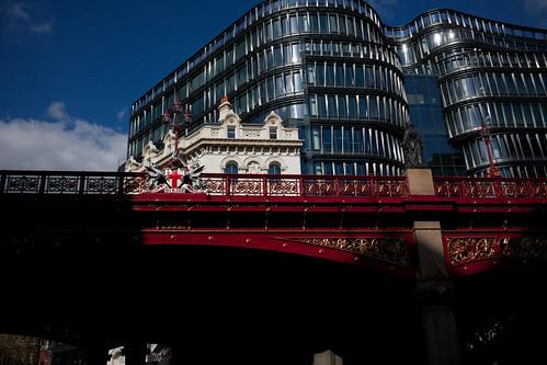 Holborn viaduct, London ©  Still ePsiLoN