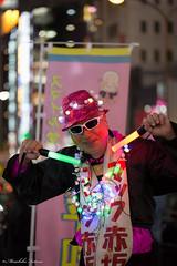 Mr. Mac Akasaka (Masahiko Futami) Tags: street city people musician japan night canon tokyo shinjuku artist         eos5dmarkiii citytraveler