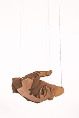 Desenho-Matria (Julia Gil) Tags: metal escultura mos mo cobre chapas