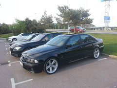BMW 525i M Sport E39 (nakhon100) Tags: cars bmw 525i 5series 5er e39