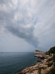 (Steve only) Tags: sea sky cloud landscape lumix g panasonic shore asph f4 7144 vario m43 14714 714mm dmcg1
