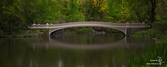 Bow Bridge, Central Park, NYC (Z!@) Tags: nyc longexposure travel reflections landscape centralpark bowbridge nystatepark luminositymasks nisifilter