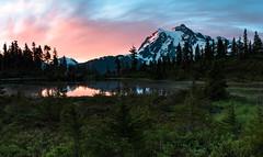 Sweet Shuksan (Stephanie Sinclair) Tags: mountains sunrise washingtonstate northcascades mtshuksan stephaniesinclairphotography seattleempress