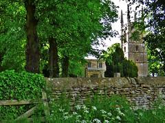 All Saints, Easton-on-the-Hill (grassrootsgroundswell) Tags: church northamptonshire churchtower englishparishchurch eastononthehill
