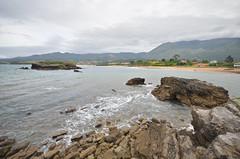 (David Fernndez Molina) Tags: sea espaa naturaleza nature mar spain asturias playa lastres asturies cantbrico llastres