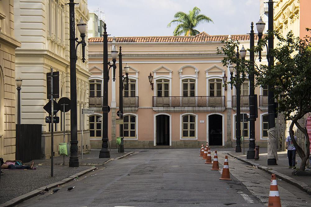 Tour Centro Histórico de São Paulo - Solar da Marquesa de Santos