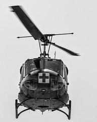 2016SpiritofSaintLouisAirshow_SAF5089-2 (sara97) Tags: outdoors aircraft aviation flight airshow huey helicopter uh1 skysoldiers photobysaraannefinke spiritofstlouisairshow spiritofstlouisaiport copyright2016saraannefinke 2016spiritofsaintlouisairshow