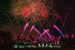 Symphony in the Stars (Allen Castillo) Tags: orlando florida fireworks disney wdw waltdisneyworld themepark disneyfireworks nikon70200 disneyshollywoodstudios nikond610