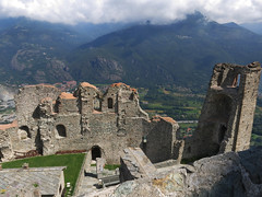 dalla sacra (ludi_ste) Tags: abbey ruins sacradisanmichele rovine abbazia valdisusa
