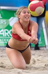 35222616 (roel.ubels) Tags: beach sport belgium beachvolleyball volleyball volleybal beachvolley 2016 beachvolleybal topsport hechteleksel