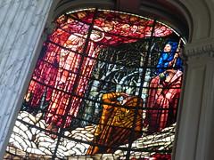 Annunciation to the Shepherds (robin_birdie) Tags: burnejones birminghamcathedral