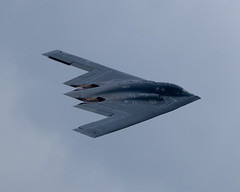 B-2 Spirit Stealth Bomber (Kimages2c) Tags: fly force military air b2 stealth bomber