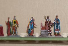 A tiny queen (quinet) Tags: panorama germany flats 2012 jouets kulmbach spielwaren castleroad burgenstrase plassenburgcastle plassenburgzinnfigurenmuseum