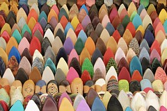 Moroccan Slippers (Aussie Mozzie) Tags: canon morocco maroc tangier tanger