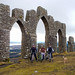 Fyrish Monument MTB 26th February 2012