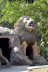 Lakshmi Narayan Mandir Lion