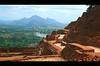 Heritage on the Peak (Sara-D) Tags: rock asia worldheritagesite sl sri lanka srilanka ceylon lk fortress southasia sigiriya sarad rockfortress saranga kingkashyapa sarangadevadealwis sarangadeva
