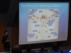 Da Vinci'nin Vitruvius Adamı