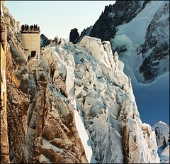 Aiguille du Midi - France (Katarina 2353) Tags: travel winter vacation mountain snow france mountains alps film nature beautiful alpes square landscape photography high nikon europa europe flickr view place image peak paisaje panoramic glacier paysage chamonix francia priroda montblanc francais frenchalps aiguilledumidi rhonealpes tjkp artedescosmiques pejza vertorama katarinastefanovic katarina2353 mygearandme mygearandmepremium