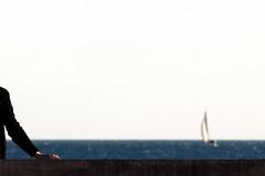 . (Color-de-la-vida) Tags: mar navegar velero lagrandemotte armonia contemplar colordelavida iblueit
