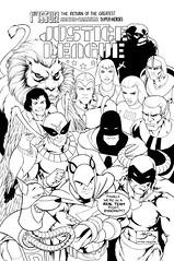 Justice League - Hanna-Barbera super heroes (_danielhdr) Tags: spaceghost herculoids justiceleague birdman hannabarbera dynomutt homempássaro bluefalcon bionicão falcãoazul galaxytrio mightor yongsamson herculoides jovemsansão