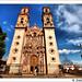 M�xico. Taxco. Templo de Santa Prisca.