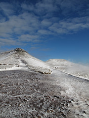 Pen Y Fan In Winter (TomLiaPhotography) Tags: winter sky snow mountains ice clouds breconbeacons clear