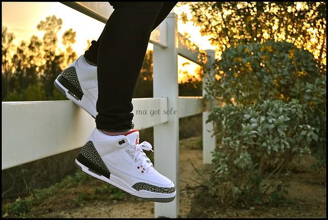 Air Jordan III - Cements