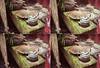 sajian (nuo2x2toycam) Tags: bali indonesia four kodak spirit trail 200 meal quadruple ubud toycam monkeyforest sesajen colorplus sajen disderi sajian nuo2x2 nuo2x2toycam