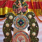"Statue at Mahabodhi Temple <a style=""margin-left:10px; font-size:0.8em;"" href=""http://www.flickr.com/photos/14315427@N00/6874902983/"" target=""_blank"">@flickr</a>"