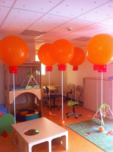 Cloudbuster Rond Opening Kinderdagverblijf De Kinderkoepel Hellevoetsluis