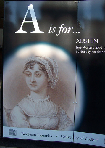 JANE AUSTEN AT THE BODLEIAN LIBRARY