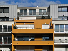 Les terrasses des Bateliers (Alexandre Prvot) Tags: france building architecture construction nancy lorraine btiment immeuble urbanisme architectur amnagement cugn