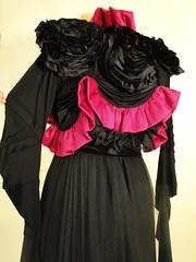 ١- فستان اسود و فوشي (Elegant Dresses) Tags: و اسود فستان فوشي ١