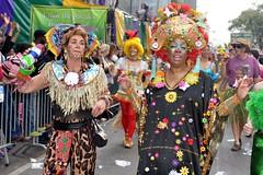 Zulu Social Aid & Pleasure Club 2012 Mardi Gras Parade